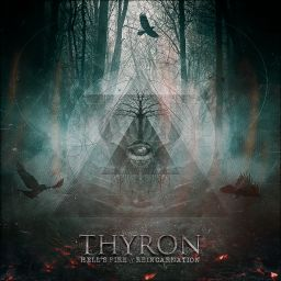 Thyron - Hell's Fire / Reincarnation - Fusion Records - 16:07 - 20.01.2014