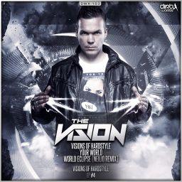 The Vision - Visions Of Hardstyle Sampler 4 - Dirty Workz - 15:30 - 28.03.2014