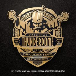 Various Artists - Thunderdome The Golden Series - Be Yourself Music - 09:55:36 - 28.11.2014