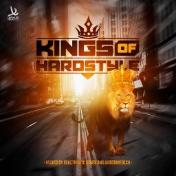 Various Artists - Kings of Hardstyle - Derailed Traxx Grey - 03:33:59 - 13.04.2015