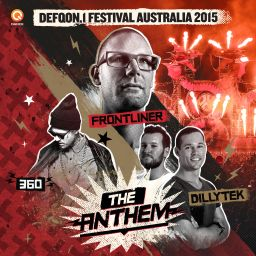 Frontliner and Dillytek featuring 360 - No Guts No Glory (Defqon.1 Australia Anthem 2015) - Q-dance Records - 11:26 - 27.07.2015