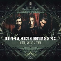 Digital Punk, Radical Redemption & Crypsis - Blood, Sweat & Tears - A2 Records - 08:33 - 31.07.2015