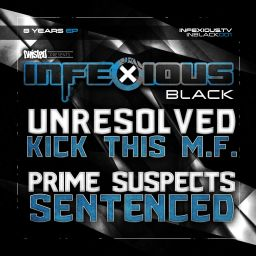 Unresolved And Prime Suspects - 8 Years - InfeXious Black Label - 09:37 - 17.12.2015