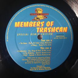 Various Artists - Members Of Trashcan (Special Remix Edition 2) - Basic Beat - 21:01 - 27.01.2016