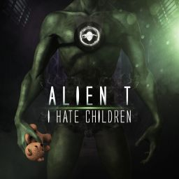 Alien T - I Hate Children - Traxtorm Records - 07:46 - 09.06.2016