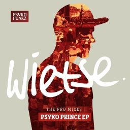 ac244c92fe4e4 Psyko Punkz - Psyko Prince EP - Dirty Workz - Hardstyle.com  Home of ...