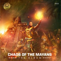 Various Artists - Chaos Of The Mayans - Partyraiser Recordings - 55:51 - 18.08.2017