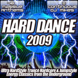 Various Artists - Hard Dance 2009 - Ultra Hardstyle Trance Hardcore & Jumpstyle - Energy Classics from the Underground - Generika.com - 08:11:27 - 01.01.1970